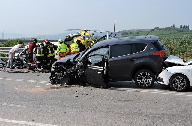 Świadczenia za wypadek w drodze do pracy